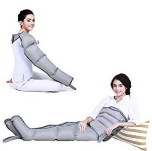 China Massager confortable de pression atmosphérique de soins de santé pour la jambe/mains/l'enveloppe corps entier on sale