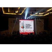 High Definition Indoor Rental LED Display For Concert Stage Decor , 1200nits Brightness