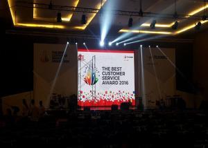 China High Definition Indoor Rental LED Display For Concert Stage Decor , 1200nits Brightness supplier