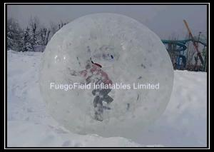 China Zorbing Balls Inflatable Human Soccer Ball For Lawn And Snowfield on sale