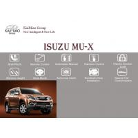 Isuzu MU - X Smart Tailgate Lift Kits Assistant System To Let Your Hands Free