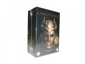 China Game of throne season 1-5, wholesale dvd box,uk version ,free shipping on sale