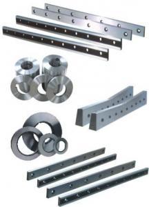 China Cuuting Tools,  Shearing Machine Blades,  China Blades,  Blades Manufacturer on sale
