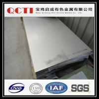 China Astm B265 titanium sheet on sale