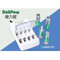 ROHS / UL / CE Approved	AA Rechargeable Battery Kit 4 2800mAh