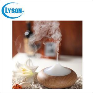 China Fashionable Lon Home Office Wood Grain Aroma Ultrasonic Diffuser on sale