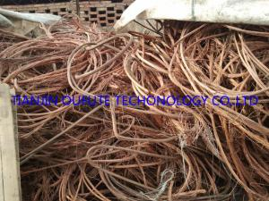 China Copper Scraps/Copper Wire Scrap Millberry for Sale 99.9% on sale