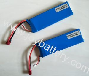 China 11.1v 3000mah 30C lipo rechargeable battery for rc plane fpv drone,Hard Case 14.8V 5000mAh 50C 4S RC Car Boat on sale