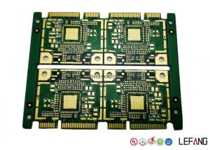 China 8 Layers1.6mm Heavy Copper PCB Fabrication 3 OZ ENIG Surface Treatment supplier