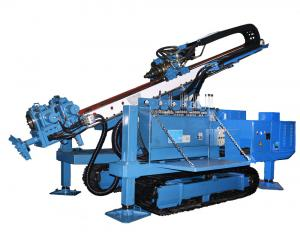 China MDL-135D High Efficiency Jet Grouting Drilling Equipment , Micro Piling Machine on sale