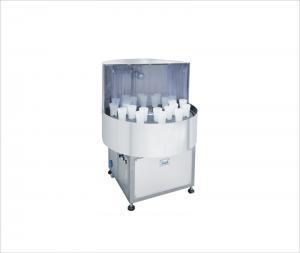 China Semi automatic glass bottle washing machine on sale