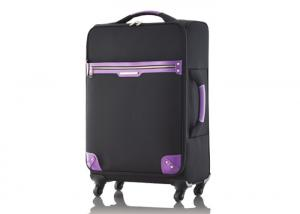 China 190T Full lining lightweight cabin luggage with wheels 19 24 inch suitcase for men on sale