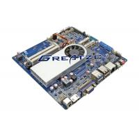 China VGA HDMI LVDS micro industrial motherboard i3 6100u , mini itx board Support 4K on sale