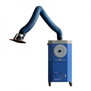 China Portable Welding Dust Collector with Fume Extraction Arm, Mobile Welding Fume Extractor on sale