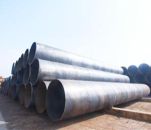 China Spiral Steel Pipe Supplier on sale