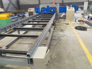 China High Speed Steel Plate Mesh Welding Machine With High Degree Automation on sale