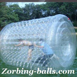 China Inflatable Bubble Roller on sale