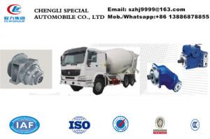 China HOT SALE! high quality and bottom price China famous 3-16m3 concrete mixer truck,  3m3-16m3 truck mounted cement mixer on sale