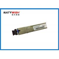 3.3V Power Supply GEPON OLT SFP Module , High Density SFP Optical Transceiver