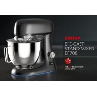 Easten Reddot Die-cast Stand Mixer EF708/ Top Quality Multifunction 4.8 Liters Stand Food Mixer With Rotating Bowl