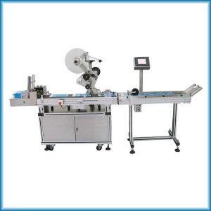 China PLC automatique de machine à étiquettes de haute précision avec le Cabinet électrique on sale