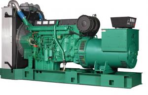 China 85kva - 625kva Volvo Genset Diesel Generator For Home Use on sale