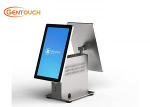 China 294mmx303mmx42mm Cash Register J1800 RK3288 Android POS Machine on sale