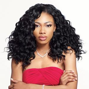 China Indian remy hair weaving hair extension on sale