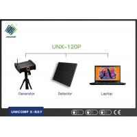 UNX-120P Portable Digital Radiography Unicomp X Ray System detecting explosives weapons