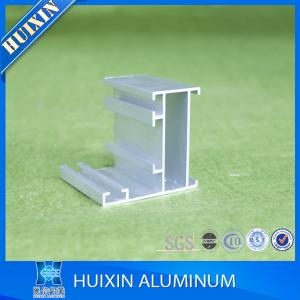 China 6061/6063 Anodized Aluminum Extrusion Profiles for Kitchen Cabinet on sale