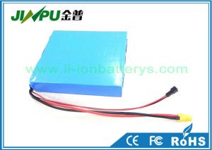 China 10Ah 48 Volt Lithium Battery Pack with ROHS / MSDS / FCC certificated on sale