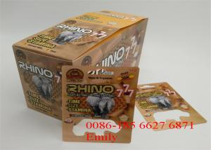 China Red Goldreallas Blister Pack Packaging Hot Stamping For Pharmaceutical Industrial on sale