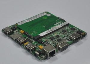 China Wintel Mini PC Expansion Board Atom Intel Z3735F  Running Win8.1/10 or Ubuntu System on sale