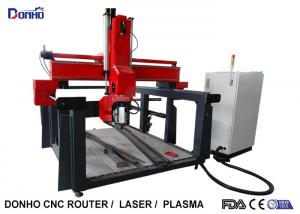 China OSAI Control System 5 Axis CNC 3D Router Machine For Engraving Styrofoam Model on sale
