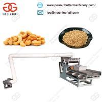 China High capacityFull Automatic Cashew Nut Cutting Machine Manufacturer on sale