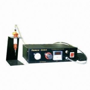 China Manual Adhesive Dispenser/SMT Machine/Solder Paste Dispenser with 220V Power Supply on sale