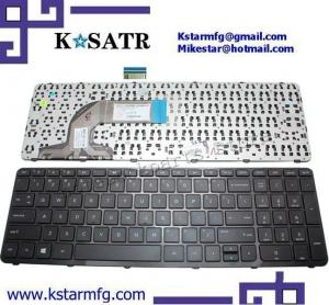 China FOR HP 15-E LAPTOP KEYBOARD REPLACEMENT on sale