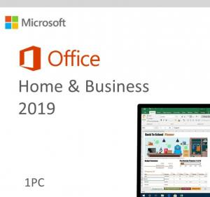 China Microsoft Office 2019 License Key Word / PowerPoint For Home And Business on sale