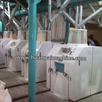 wheat milling machine, 35-60ton per day milling machine, flour mill plant