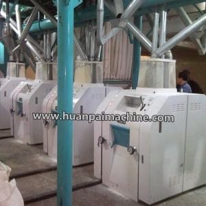 China wheat milling machine, 35-60ton per day milling machine, flour mill plant on sale