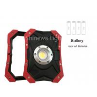 5W High Lumen Rechargeable Led Work Light Portable Cordless With AA Battery