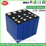 High capacity rechargeable battery for police patrol car