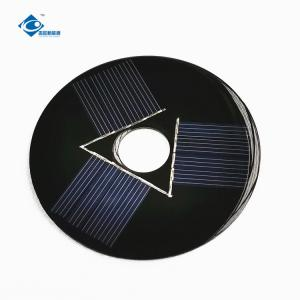 China 9V Customized Epoxy Resin Silicon Solar PV Module 0.5W For Portable Solar Light System on sale