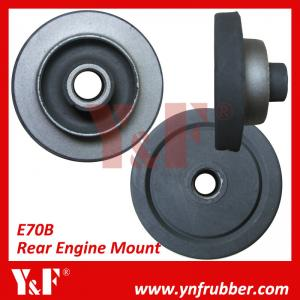 China Excavator Parts Caterpillar E70B Rear Engine Mount on sale