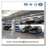 underground puzzle vertical Garage Car Parking Lift suppliers