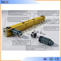 1 ~ 100T Electric Motorized Crane End Carriage Beam For Overhead Crane