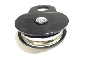 China 8T Winch Pulley Block 4x4 Off Road Accessories Recovery Steel Black For Setting Cable on sale