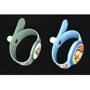 China 2.45GHz Active Anti-disassembly Positioning Wristband on sale