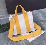 Wholesale New fashion simple custom cotton canvas tote Cross-body bags