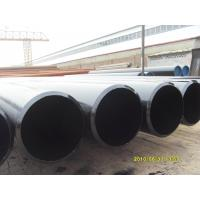 Non-alloy Seamless / SSAW API 5L Line Pipe 18 Inch 24 Inch SCH40 SCH80 , BE Coated